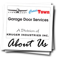 About Crowfoot Crosstown Garage Door Services